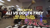Ali vs Docta Trey final .stance Red Bull BC One Las Vegas Cypher
