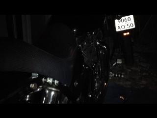 180708 Honda VT1100 C2 Sabre, запуск через 3года 2.