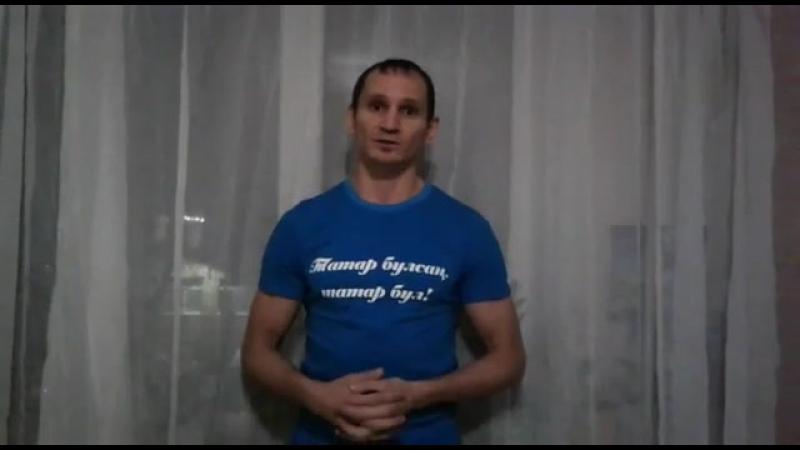 Равиль Иксанов, Двукратный чемпион мира по каратэ. TatarlarBest