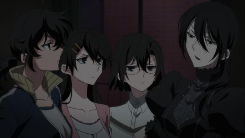 Курэнай Куренай Kure nai Kurenai 14 серия 2 OVA Ryc99