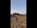 Турция Алания май 2018 спорт Бич