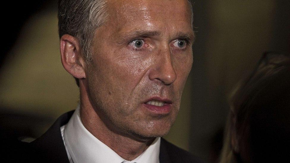 Генсек НАТО выступил с заявлением по России