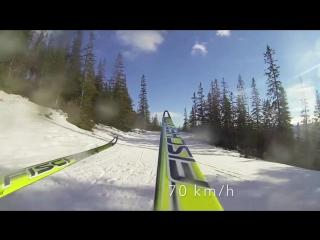 Лыжные гонки глазами спортсмена