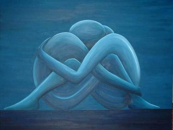 Совместность и близость с другим возможна при условии отдельности каждого. Так же как и благодарности есть место тогда, когда между людьми существуют границы. В противном случае - ты мне должен просто по факту родства, дружбы и пр. А, значит, я и не вижу