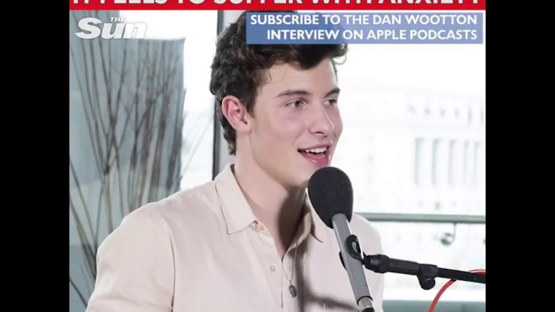Shawn Mendes - The Dan Wootton Interview (19042018)
