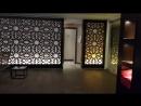 شلال العزة في المسبح الداخلي لفندق ميريديان ايتلير باسطنبول