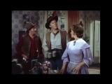Вестерны Осада на Красной реке 1954  фильм про индейцев Вестерн