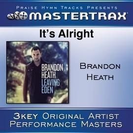 Brandon Heath альбом It's Alright [Performance Tracks]