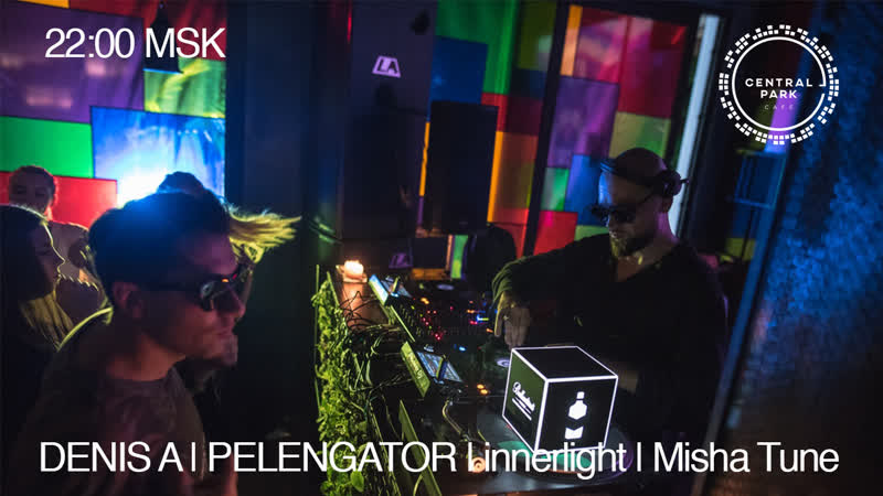 DENIS A (Dar / Moscow), PELENGATOR (SPB), Innerlight, Misha Tune