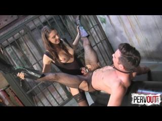 Sadie holmes has a chastity fuck toy [femdom, strapon, anal toy, 720p]