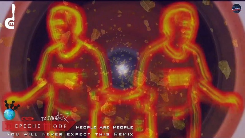 Depeche Mode - People are People [You will never expect this Remix]