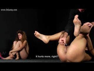 Dr. lomps practice 2 elitepain, bdsm, torture, whipping, caning, spanking, punishment, bondage