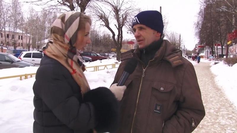 Первый городской канал в Кирове - ВТ опрос 6 » Freewka.com - Смотреть онлайн в хорощем качестве