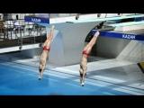 Прыжки в воду. Этап Мировой серии FINA по прыжкам в воду 5 мая 17.30