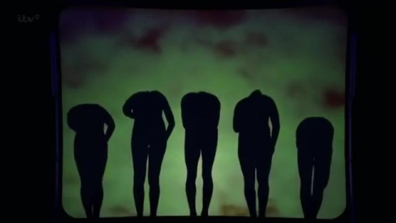 Britains got talent S07E01 Hungarian Shadow Dancers 22108