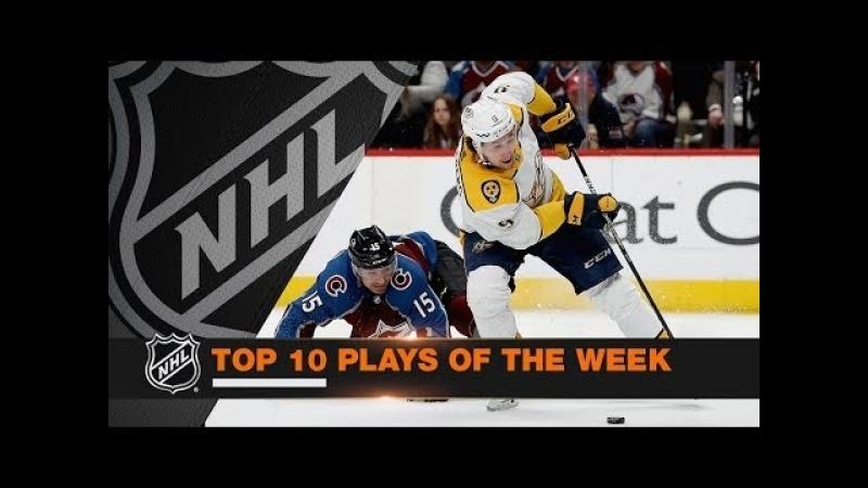 Top 10 Plays of the Week Playoffs Week 2