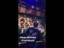 Happy B-Day, Travis Scott | IG Story