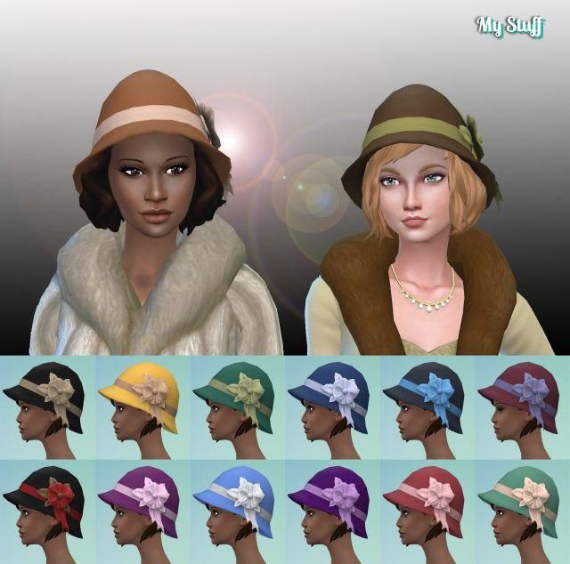 Cloche Hat Conversion by Kiara24
