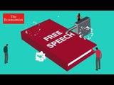 Should there be curbs on free speech The Economist