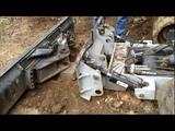 Kubota excavator Hercules attachment