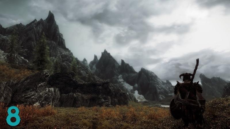 The Elder Scrolls V: Skyrim. Гачимучи в Скайриме и собственный дом. Часть 8.