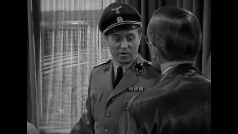 ☭☭☭ Советский фильм Ставка больше, чем жизнь 15 серия 1967