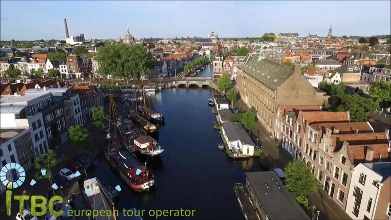 City Leiden Holland