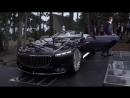 Концепт Mercedes Vision Maybach 6 Cabriolet 2018-2019