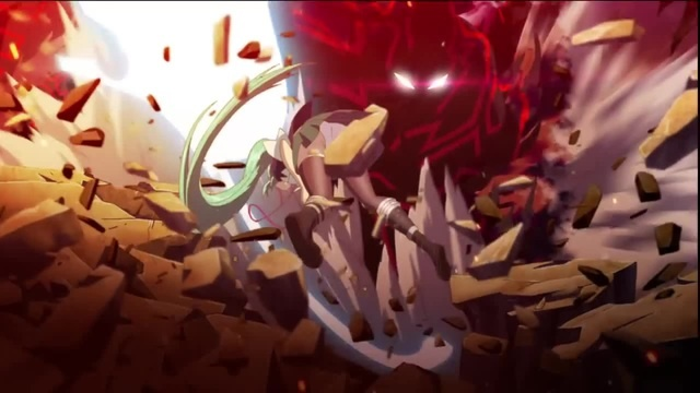 Eclair Joins Kritika! - Official Trailer Full Friday Night - Vigiland AMV anime MIX anime REMIX