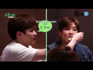 [РУС.СУБ] 180723 NCT Hot&Young Seoul Trip Ep.01