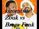 Plagiarism Brega Funk? >> Amor (Love - Kizomba Zouk) 😱😇 VS Her Ass Moves Alone (Brega Funk Musical Genre) DJ Elizio VS MC She