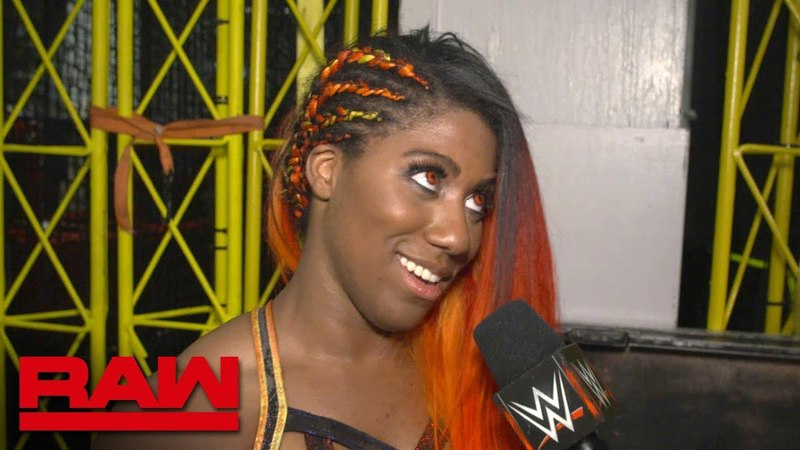 Ember Moon's dawn approaches at WWE Money in the Bank Raw Exclusive May 21 2018