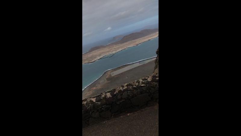 Побережье Лансароте miradordelriolanzarote
