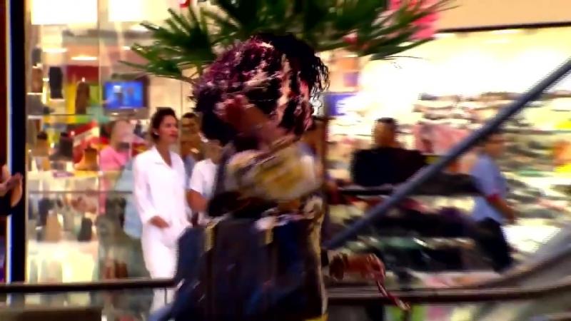 Забавный розыгрыш с клоуном в Бразилии