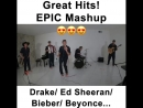 Hey guys 🍾🍾🍾🍾🍾🍾 EpicMashup is here Tag your favorite singer in comments 😍 (Full version on YouTube LINK in bio) AlexSparrow
