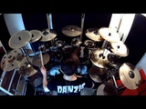 Belphegor - Lucifer Incestus - Drum Cover by David Diepold