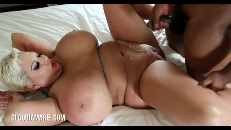 Claudia Marie - Big Tit Beach 4: Hawaii [Big Tits, IR, Blowjob, Hardcore]