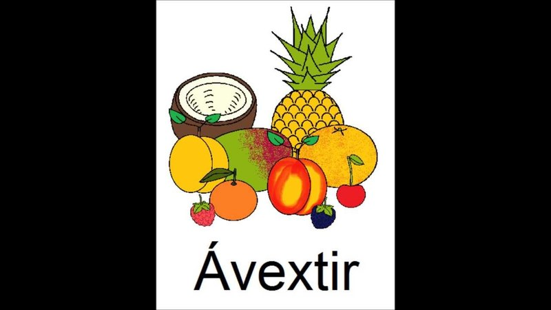 Icelandic Lesson 37: Fruit Part 2 - Singular and Plural, Pronunciation