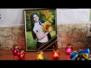In the Donetsk region. said goodbye to a schoolgirl who died during the shelling of the Zaliznogo