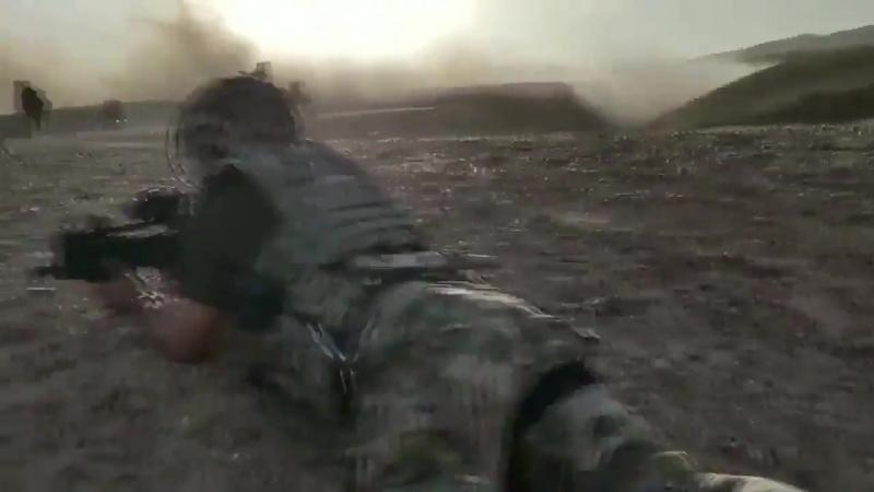 Ирак Тар-тар.Погоня иракских разведчиков за остающимися представителями черного синдиката