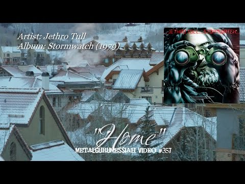 Home Jethro Tull 1979 FLAC Remaster HD Video ~MetalGuruMessiah~