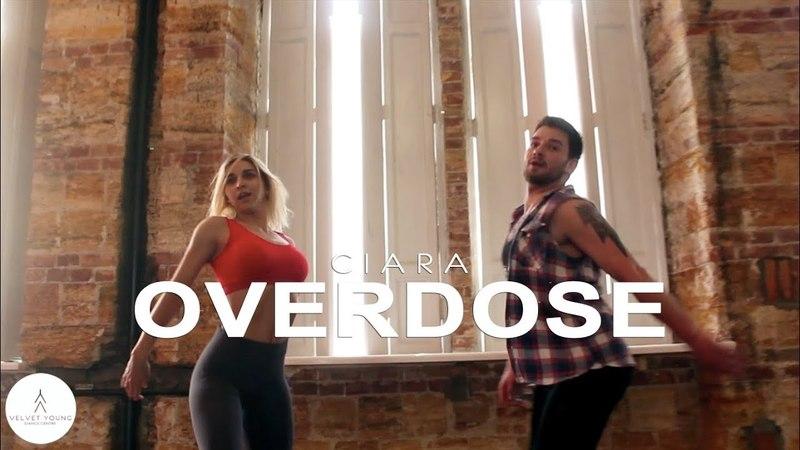 Ciara - Overdose   Vadim Kovalski   VELVET YOUNG DANCE CENTRE