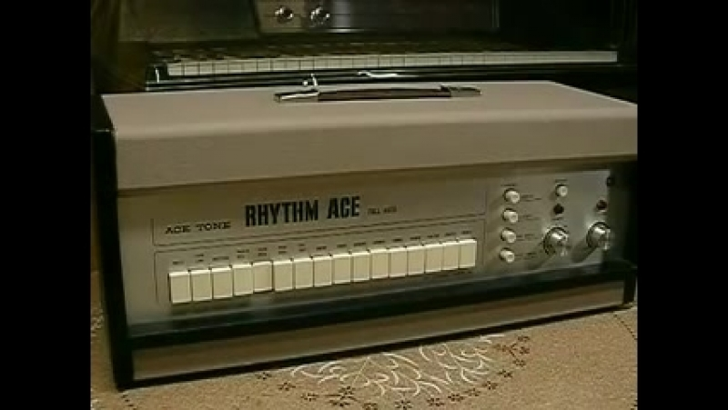 Ace Tone Rhythm Ace FR-1 demo