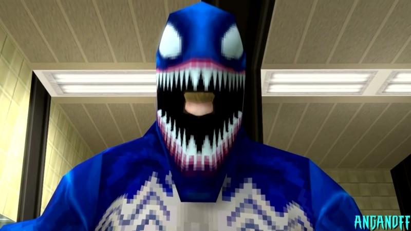 Venom trailer PSone