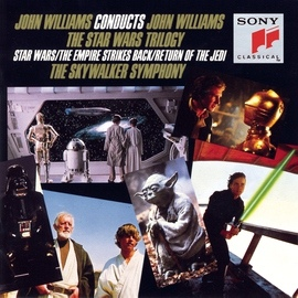 John Williams альбом John Williams Conducts John Williams