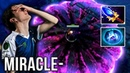 Miracle- Back To His Signature Hero - Road To TOP-1 With Invoker - Dota 2 EPIC Gameplay