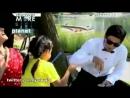 Каджол, Ниса и Шах Рукх на съемках фильма Меня зовут Кхан