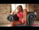Dani Anderson striptease 3 lingerie big tits