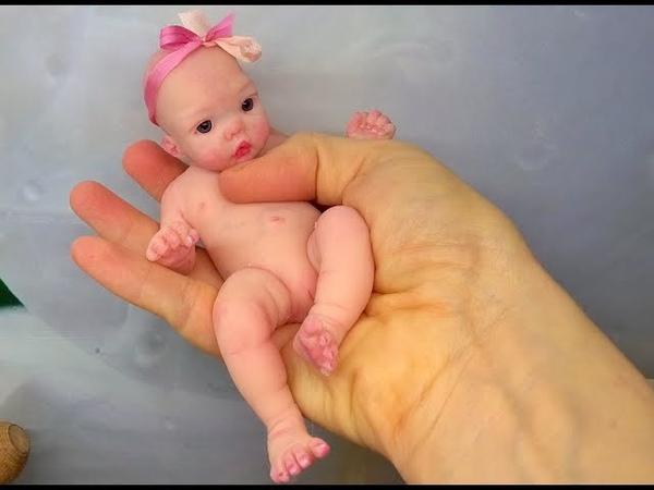 Кукла из силикона Крошка Коко Silicone doll baby Coco
