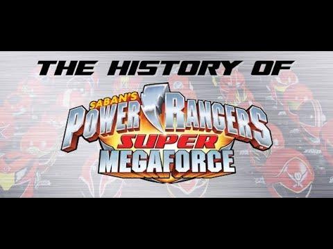 Power Rangers Megaforce, Part 2 (REUPLOAD) - History of Power Rangers